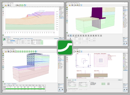 GEO5 Intuitive software for geotechnical analysis [ - Press releases