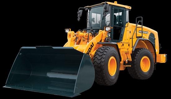 HL955 Wheel Loader Hyundai Construction Equipment Americas