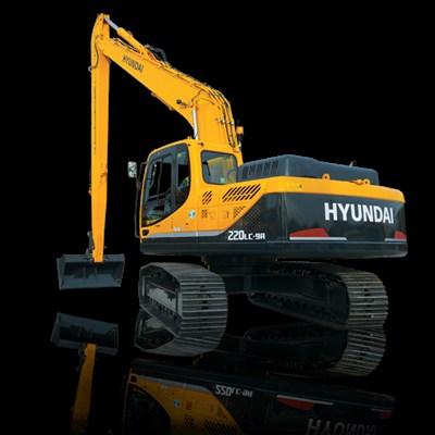 R220LC-9A Crawler Excavator Hyundai Construction Equipment