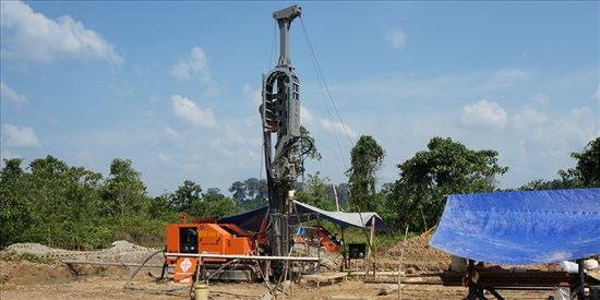 Jackal 9000 Multipurpose Drilling Rig