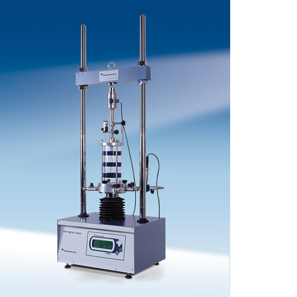 TRITECH Triaxial load frames CONTROLS Group [Laboratory Testing ...