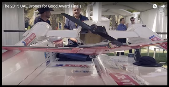 2015 UAE Drones for Good Award Finals
