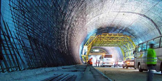 Tunnel Final Lining - Geotechpedia