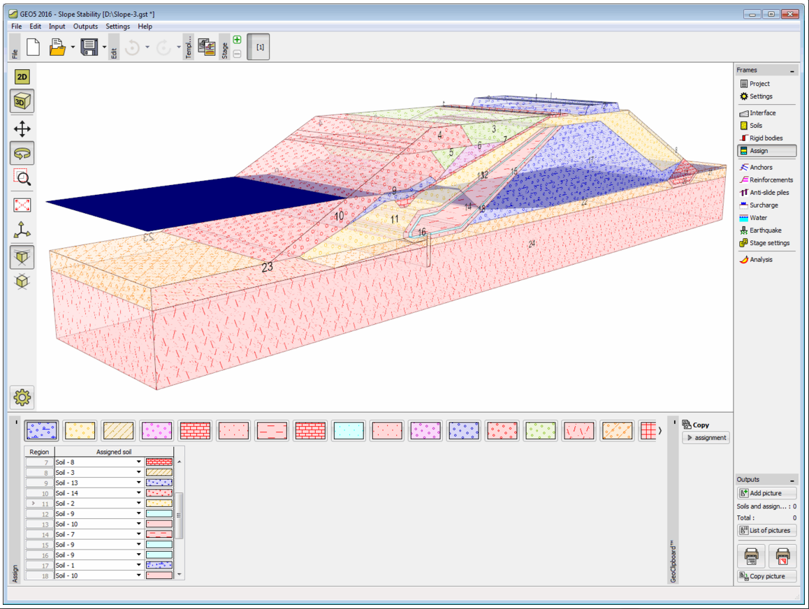 GEO5 Slope Stability [Numerical Analysis Software - Limit State