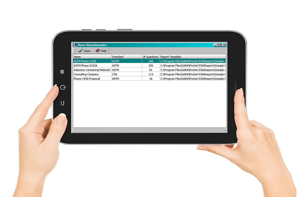 Pocket esa [geoenvironmental software data analysis and.