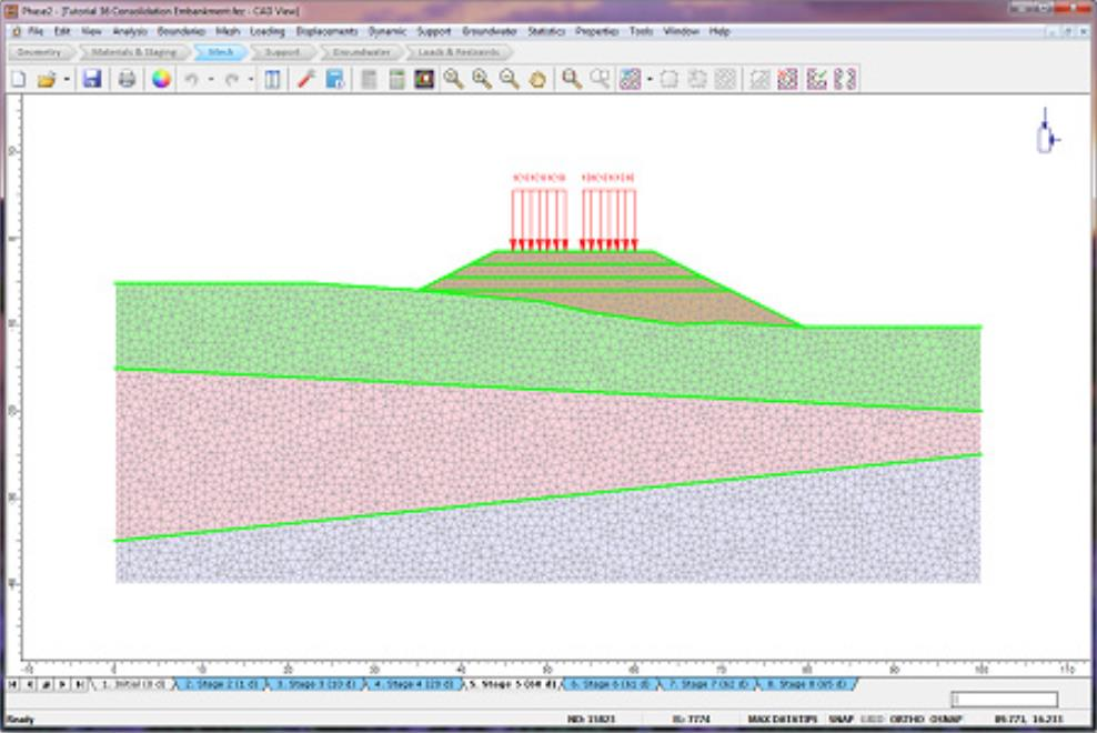 RS2 [Numerical Analysis Software - Geotechnical Finite Element
