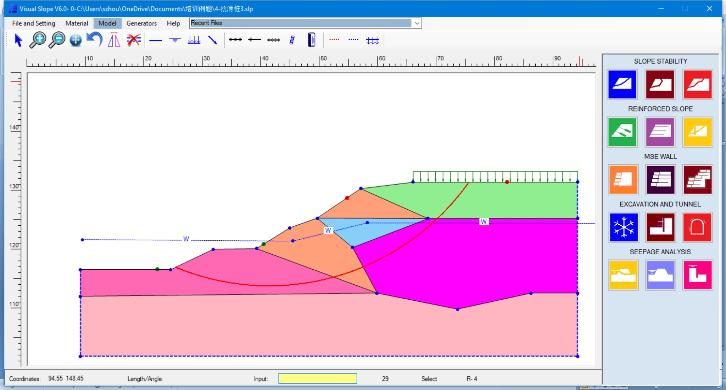 Geotechnical Slope Analysis